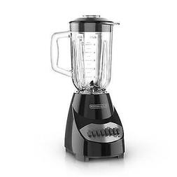 black and decker countertop blender with 5