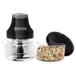 Black + Decker 4 Cup Food Chopper