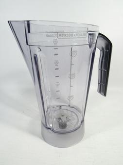 BLACK+DECKER XL Blast Drink Machine, Navy, BL4000N
