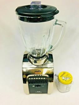 Oster Blender 14 Speed All Metal Drive with Vintage Osterize