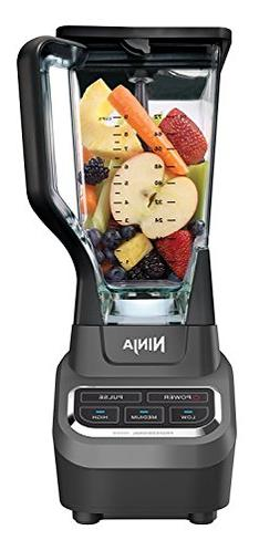 Ninja 1000 Watts Professional Blender, Silver/Black