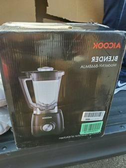 Aicook Blender, 1400W Professional Countertop Blender, 61 Ou