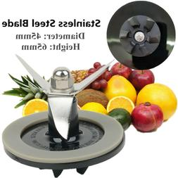 Blender Blade Replacement w/ Sealing Gasket for Cuisinart CB