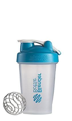 Blender Bottle Classic 20 oz. Shaker with Loop Top - Clear/A