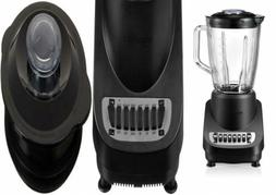 AmazonBasics 12-Speed Blender with Glass Jar