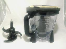Ninja Blender 64oz Food Processor Bowl Attachment Kit - Duo