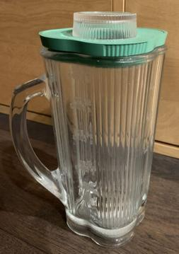 Waring Pro Blender Glass Container Jar with Lid and Blade Fo