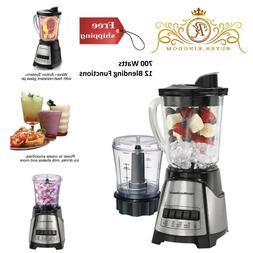 Blender Glass Jar Power Elite Multi Function Small Kitchen A