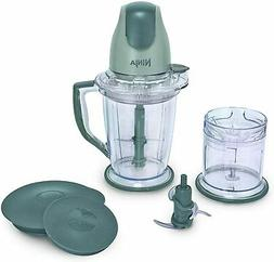 Ninja Blender 48 oz. Gray 1 Speed Pulse Control Dishwasher S