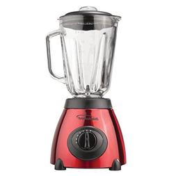 Brentwood 5-Speed Blender with Stainless Steel Base and Glas