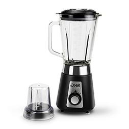 Professional 500W Blender/Mixer with 51oz/1.5L Glass Jar and