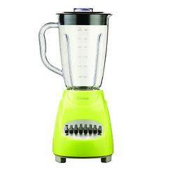 12 Speed Blender Plastic Jar - Lime Green
