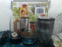 blender small silver set 11 piece fast