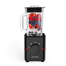 BESTEK Blender- UL Certified, 550 Watts Smoothie Blenders wi