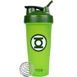 BlenderBottle C03209 Justice League Shaker Bottle, 28 oz, Gr
