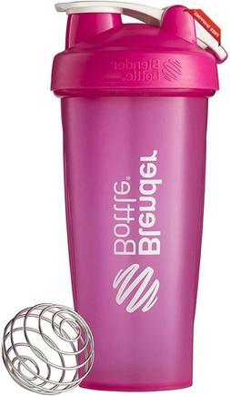 Blenderbottle Classic Loop Top Shaker Bottle, 28-Ounce, Pink