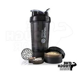 BlenderBottle ProStak System with 22-Ounce Bottle and Twist