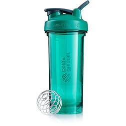 BlenderBottle Pro Series Shaker Bottle, 28-Ounce, Emerald Gr
