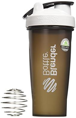 BlenderBottle Full Color Bottles - New Black Translucent Col