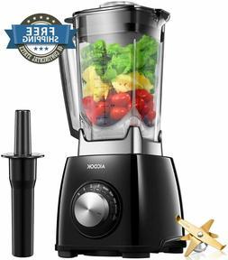 Blender Smoothie Maker Aicook Professional Blender 72oz with