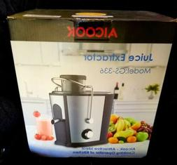 Aicook Blenders For Vegetables and fruit, Wide Mouth Stainle