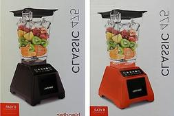 Blendtec Classic 475 Performance Blender Red or Black  New!!