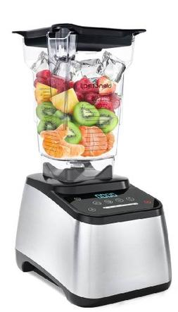 Blendtec Designer Series Stainless Steel Blender - FourSide