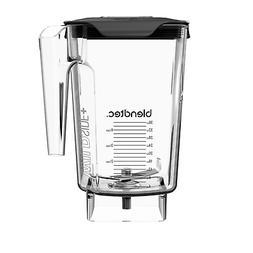 Blendtec Wildside+ Blender Jar/Container 90oz Used B-Grade Q