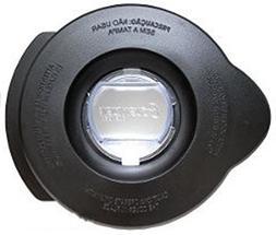 Oster BLSTAL-B00-11 Oval Blender Jar Lid, Black
