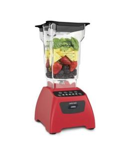 Brand New Blendtec Classic 575 with Fourside Jar Poppy Red