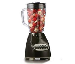 BRAND NEW Brentwood JB-220B 12-Speed + Pulse Blender, Black