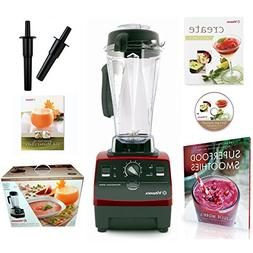 Vitamix CIA Professional Series Blender  with Superfood Smoo