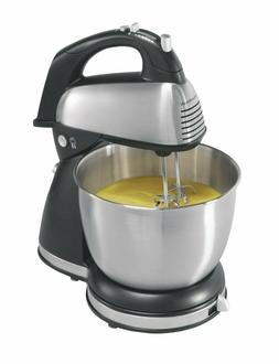 Hamilton Beach 6 Speed Classic Hand/Stand Mixer, Model 64650