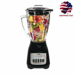 Oster Classic Series 5-Speed Blender, Black, Duralast