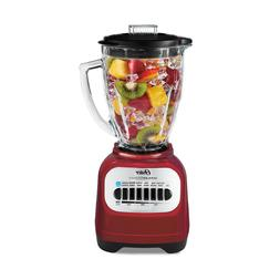 classic series 8 speed blender 700w red
