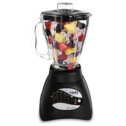 Oster Classic Series Blender - Black - Glass Jar -  006832-0