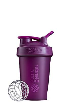Blender Bottle Classic 20 oz. Shaker with Loop Top - Plum