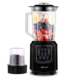 Professional Commercial Blender AIMORES for Smoothie, Juice,
