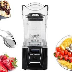 Commercial Multifunctional Blender Food Mixer Juicer Heavy D