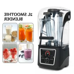 Commercial Smoothie Blender Machine 5L 2200W Countertop Blen
