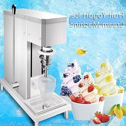 Newest Commercial Yogurt Fruit Ice Cream Machine Vertical Yo
