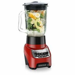 BLACK+DECKER Countertop Blender with 6-Cup Glass Jar, 10-Spe