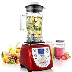 Homdox Countertop Blenders,30500RPM High Speed Professional