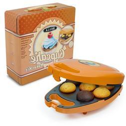 NEW BELLA CUPCAKE MAKER KIT w Pastry Bag Cooling Rack ++ ~ B