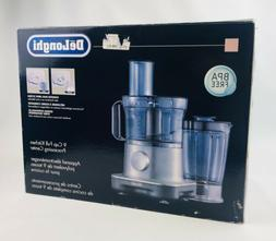 DeLonghi DFP250 Food Processor And  Integrated Blender  Heav