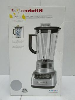 KITCHENAID DIAMOND BLENDER 5 SPEED 60-oz PITCHER - KSB1575MC