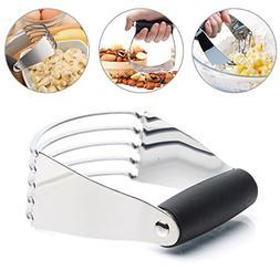 Dough Blender Top Professional Pastry Cutter Mixer Chopper w