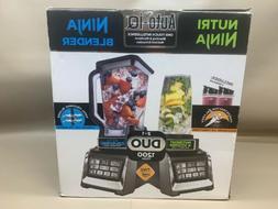 Ninja Duo Auto IQ Blender with NutriNinja Single Serve Cups