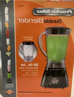 Proctor Silex Durable Blender 56 oz jar, 2 speeds Dishwasher