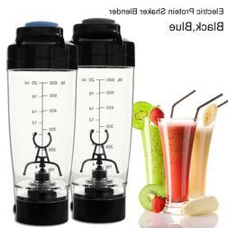 Electric 600ML Shaker Vortex Blender Drink Cup Protein Nutri